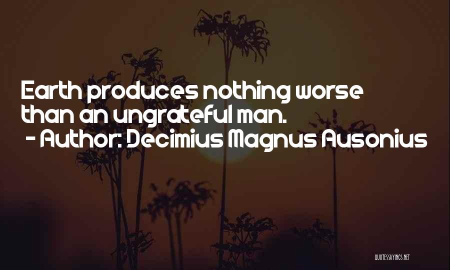 Decimius Magnus Ausonius Quotes 1170743