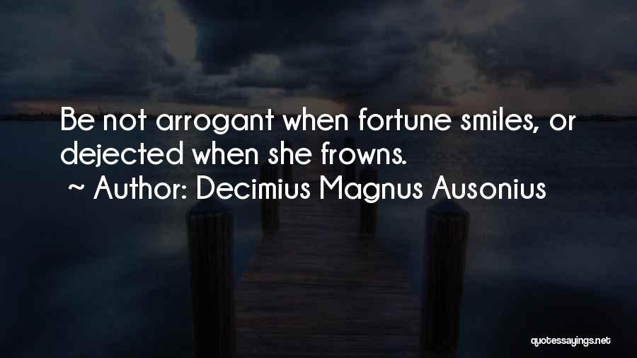 Decimius Magnus Ausonius Quotes 1293403