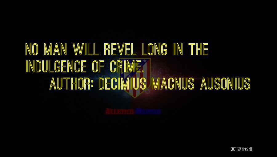 Decimius Magnus Ausonius Quotes 375780