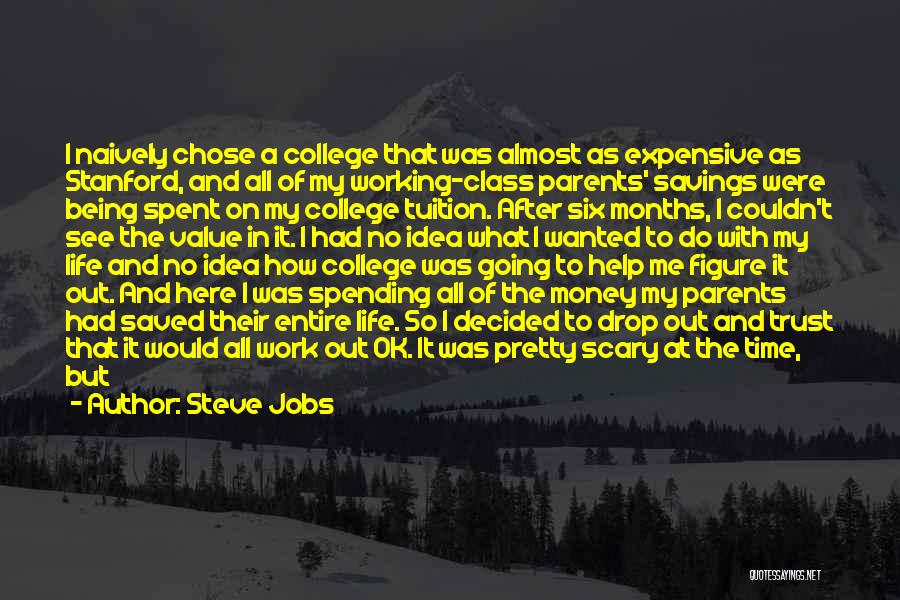 Decisions In Life Quotes By Steve Jobs