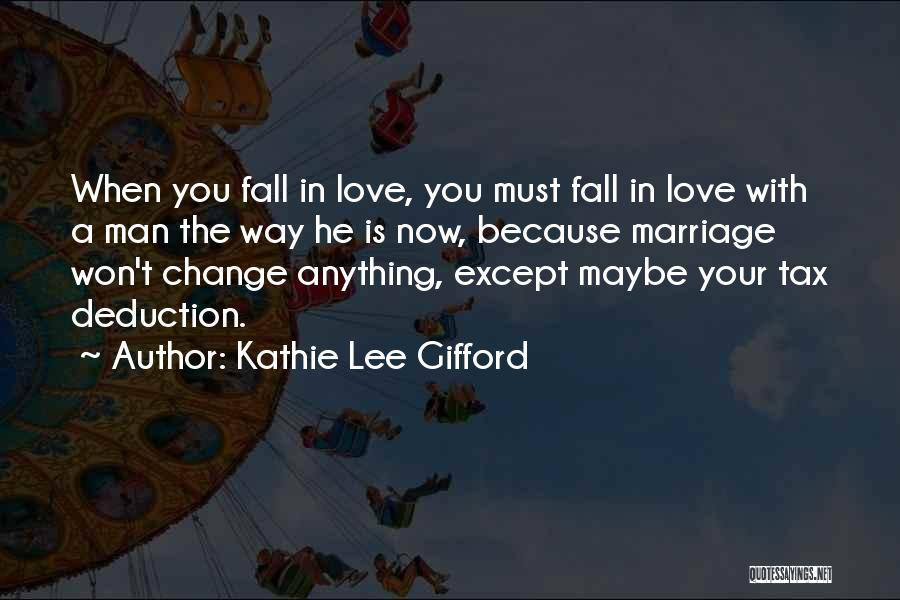 Deduction Quotes By Kathie Lee Gifford