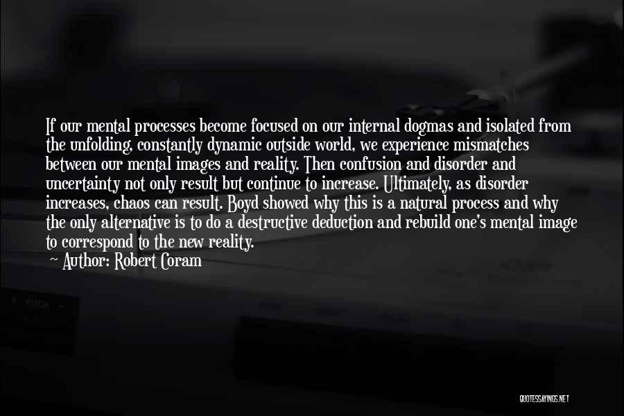 Deduction Quotes By Robert Coram
