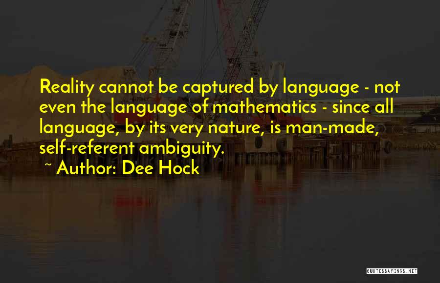 Dee Hock Quotes 1124435