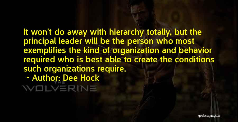 Dee Hock Quotes 1236003