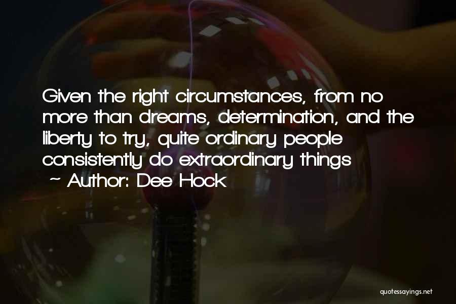 Dee Hock Quotes 1275192
