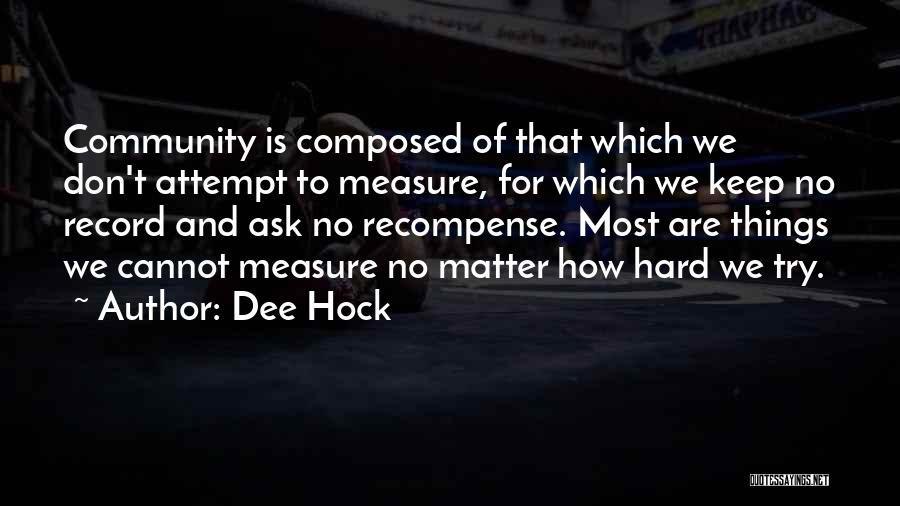 Dee Hock Quotes 1336010