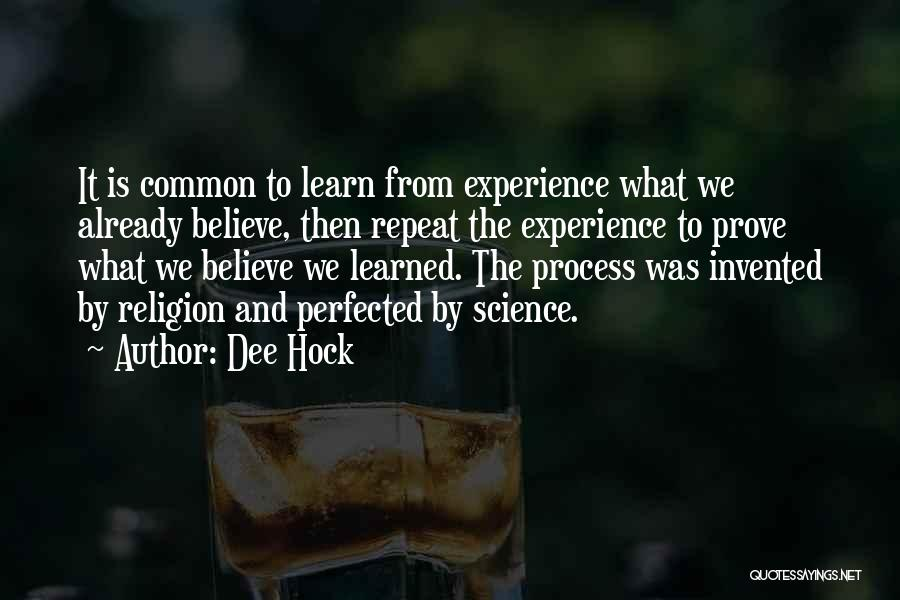 Dee Hock Quotes 1365056