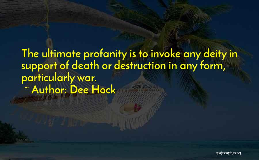 Dee Hock Quotes 1386697