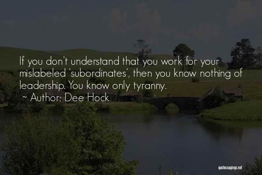 Dee Hock Quotes 1471908