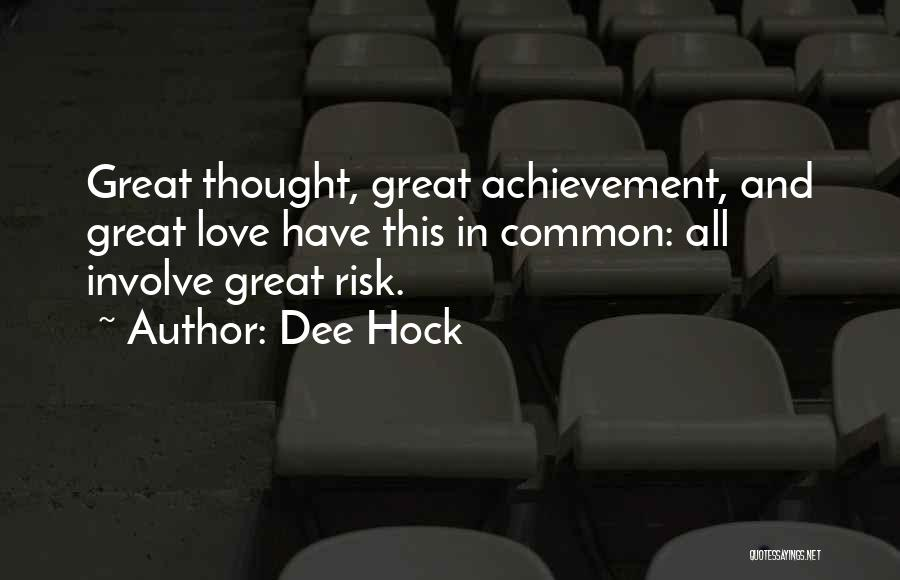 Dee Hock Quotes 1552182