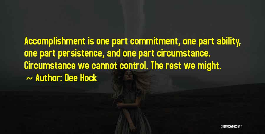 Dee Hock Quotes 1582267