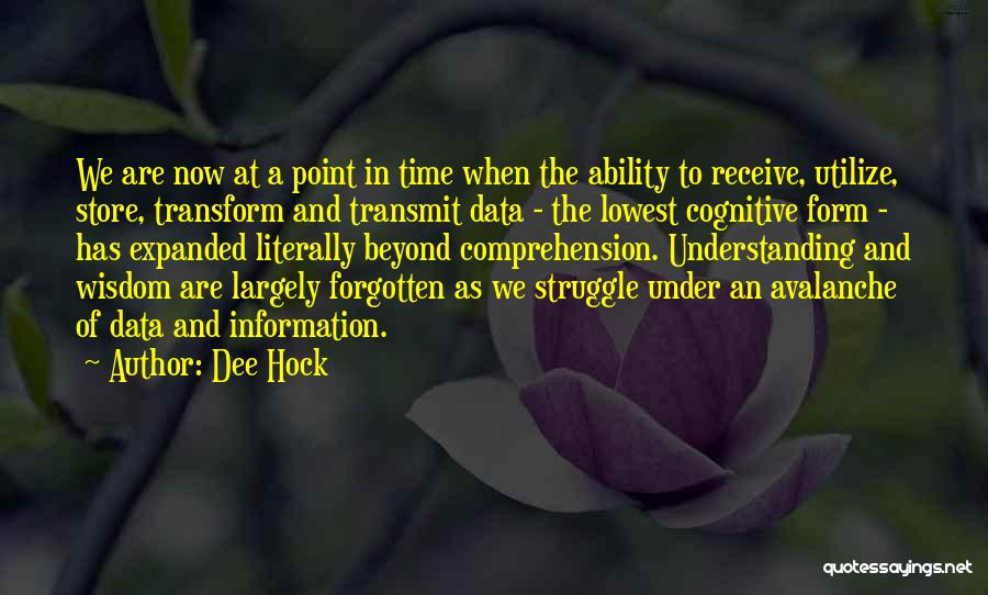 Dee Hock Quotes 1943073