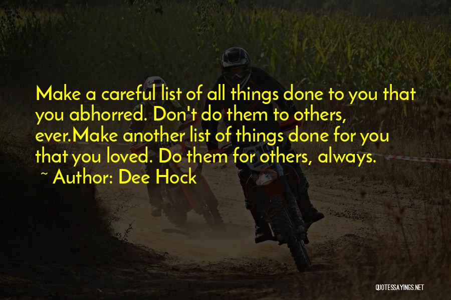 Dee Hock Quotes 2004367