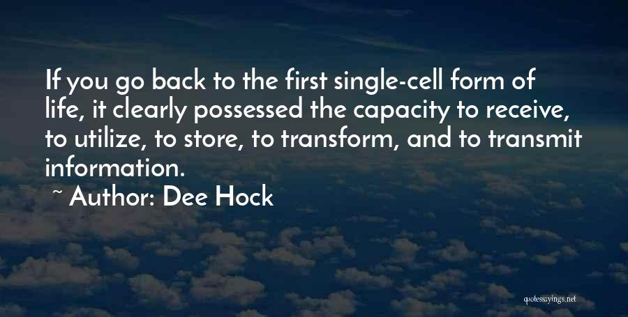 Dee Hock Quotes 203556