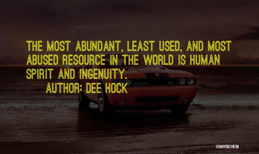 Dee Hock Quotes 317839