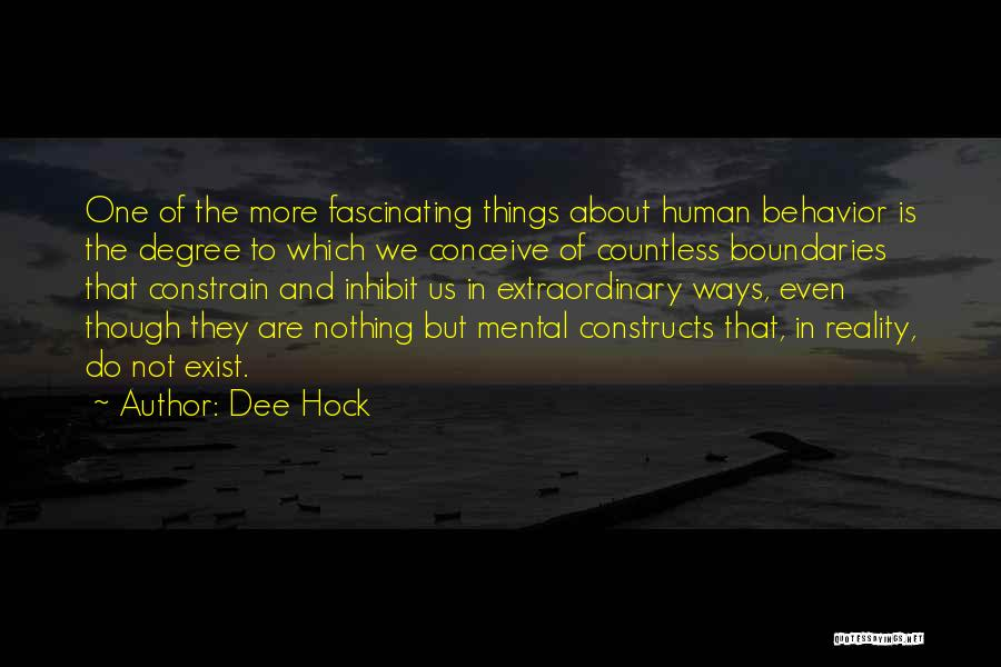 Dee Hock Quotes 571681
