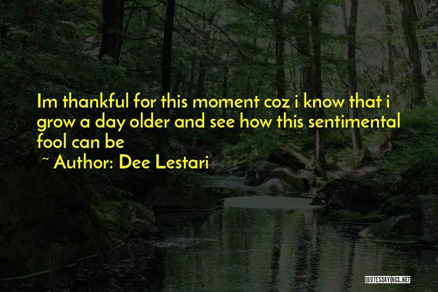 Dee Lestari Quotes 1243621