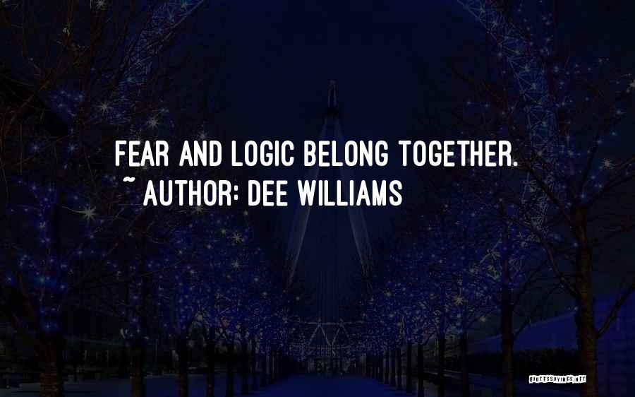 Dee Williams Quotes 1110058