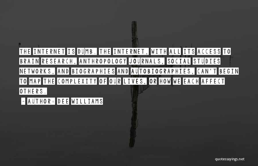 Dee Williams Quotes 1435524