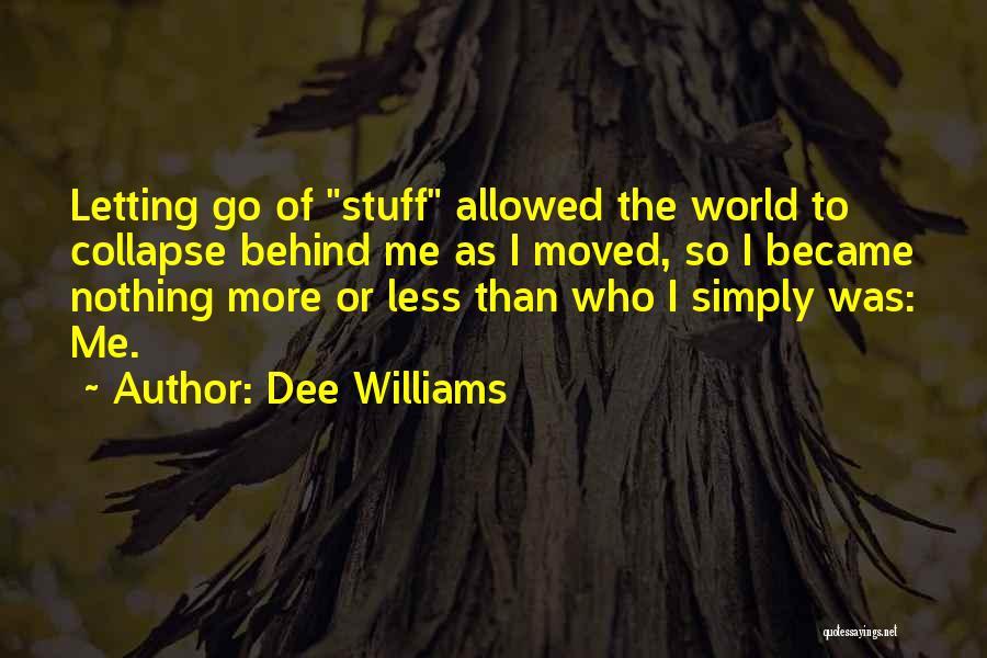 Dee Williams Quotes 2089375
