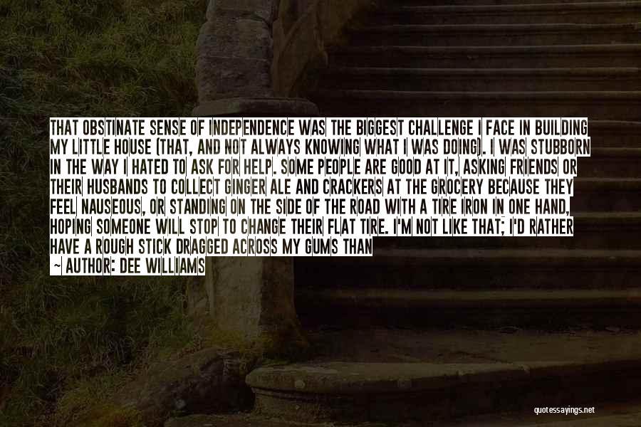 Dee Williams Quotes 2214634