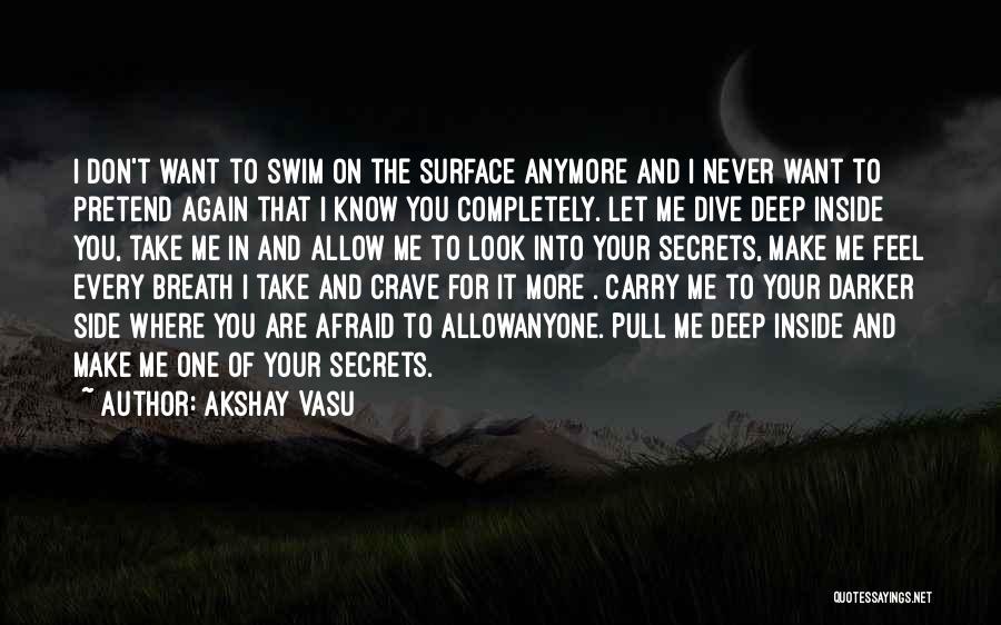 Top 70 Deep Dark Love Quotes & Sayings