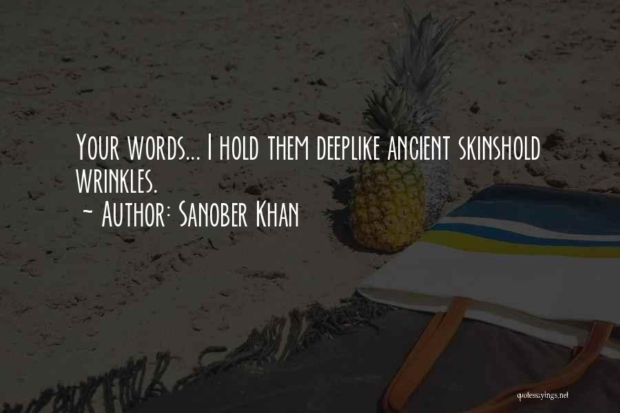 Deep Literature Love Quotes By Sanober Khan