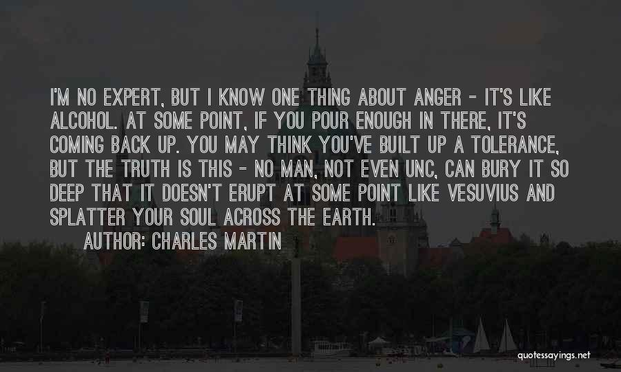 Deep Truth Quotes By Charles Martin
