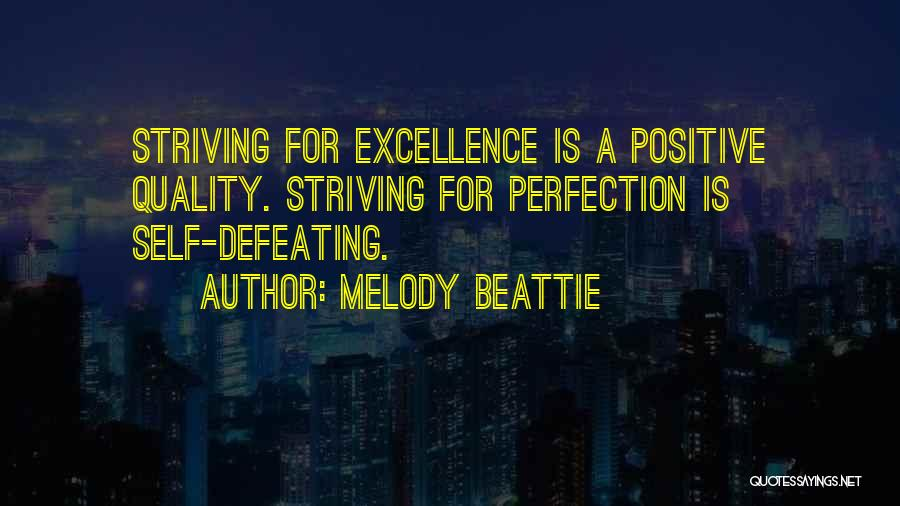 Defeating Someone Quotes By Melody Beattie