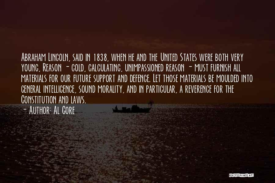 Defence Quotes By Al Gore