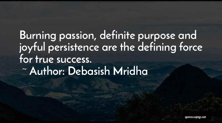 Definite Quotes By Debasish Mridha