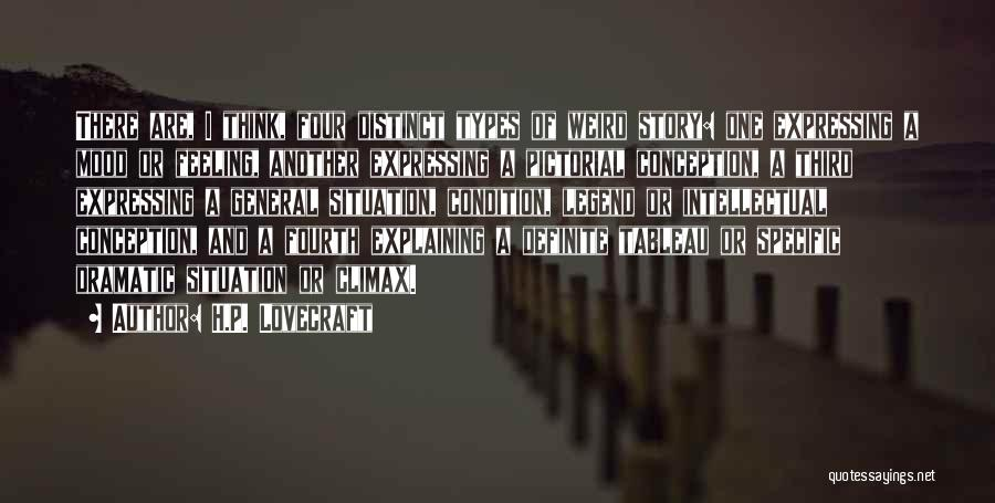 Definite Quotes By H.P. Lovecraft