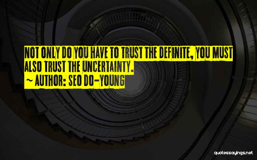 Definite Quotes By Seo Do-young