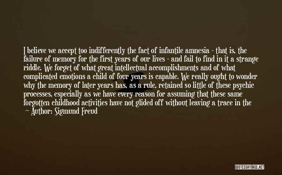 Definite Quotes By Sigmund Freud