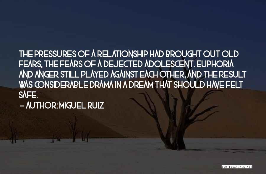 Dejected Quotes By Miguel Ruiz