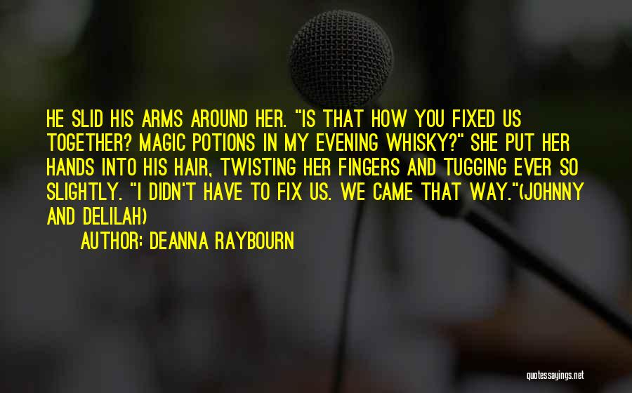 Delilah Quotes By Deanna Raybourn
