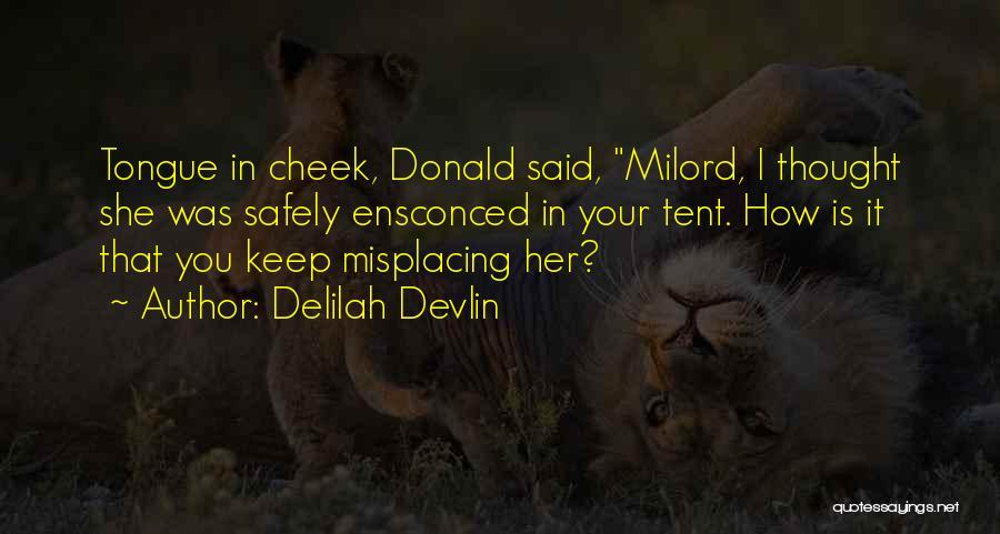 Delilah Quotes By Delilah Devlin