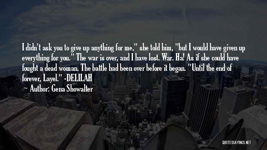 Delilah Quotes By Gena Showalter