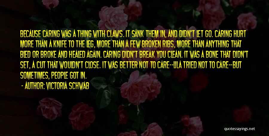 Delilah Quotes By Victoria Schwab