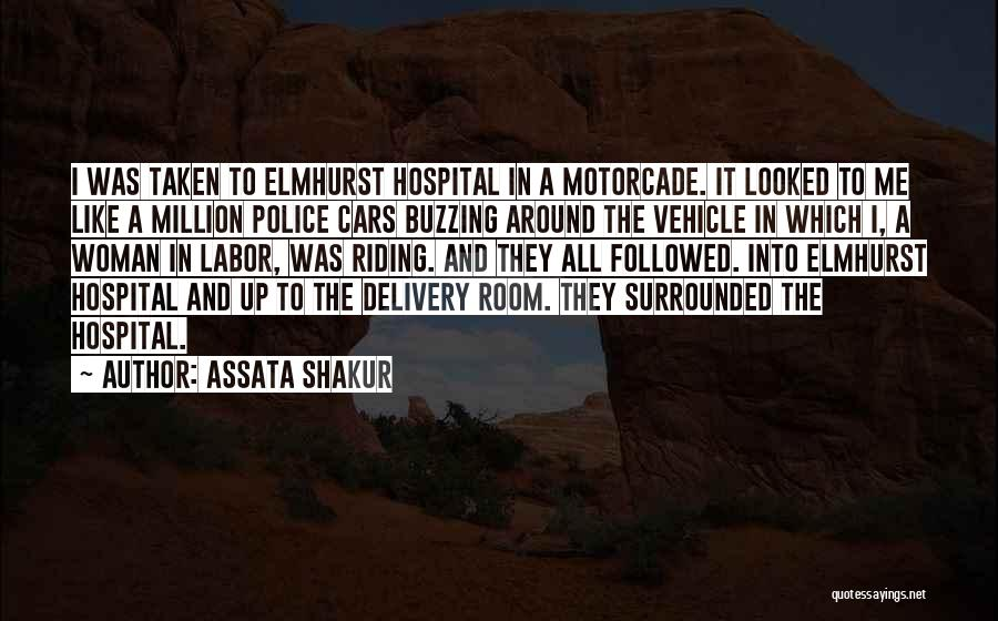 Delivery Room Quotes By Assata Shakur