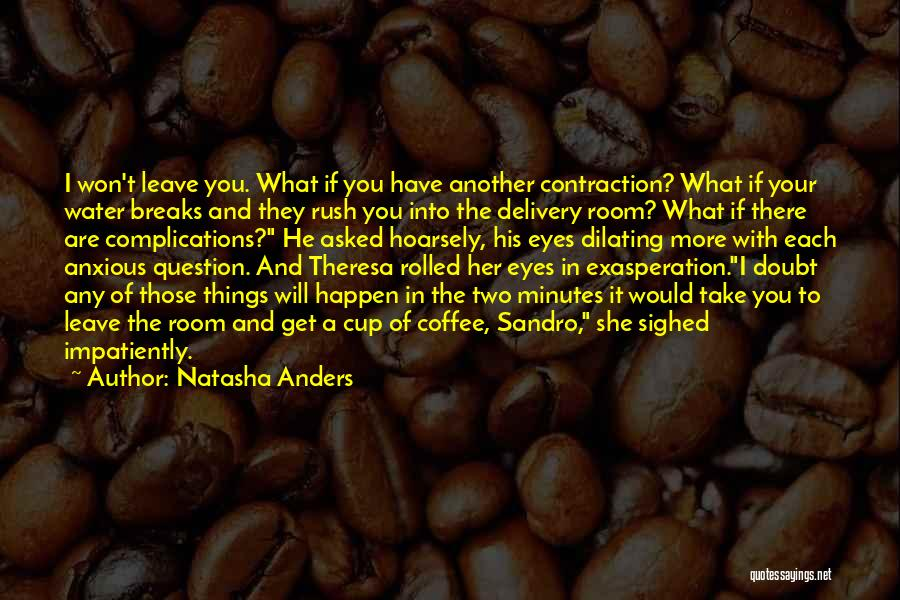 Delivery Room Quotes By Natasha Anders