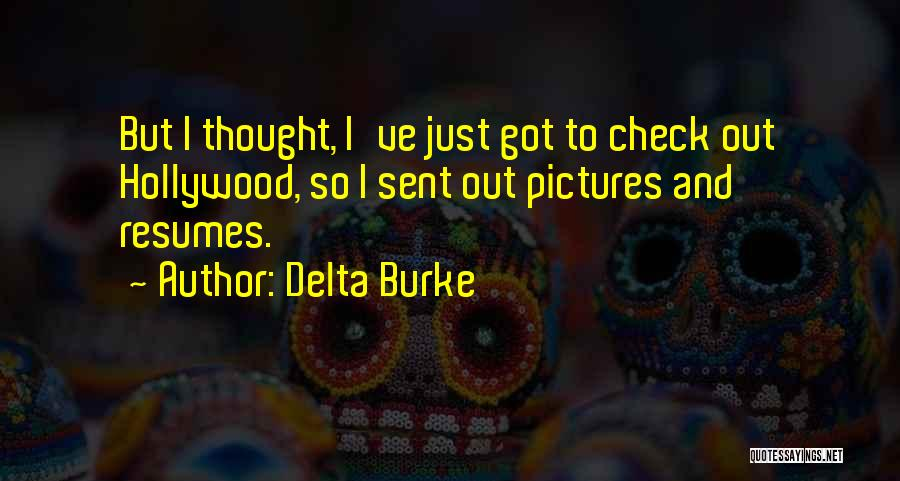 Delta Burke Quotes 1129773