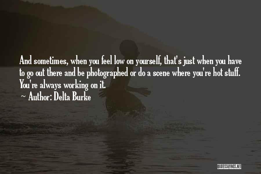 Delta Burke Quotes 1909796