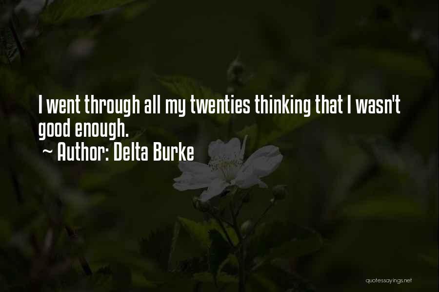 Delta Burke Quotes 2202182