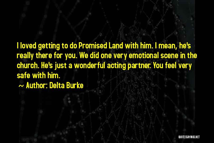 Delta Burke Quotes 431407