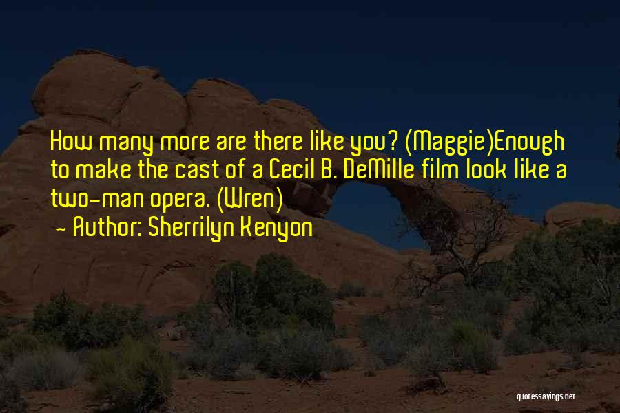 Demille Quotes By Sherrilyn Kenyon