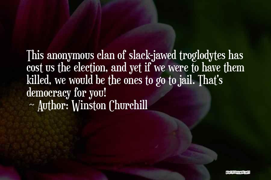 Top 27 Quotes Sayings About Democracy Churchill