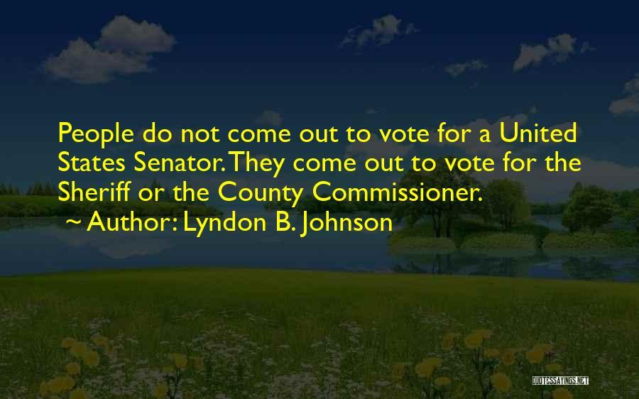 Demographics Quotes By Lyndon B. Johnson