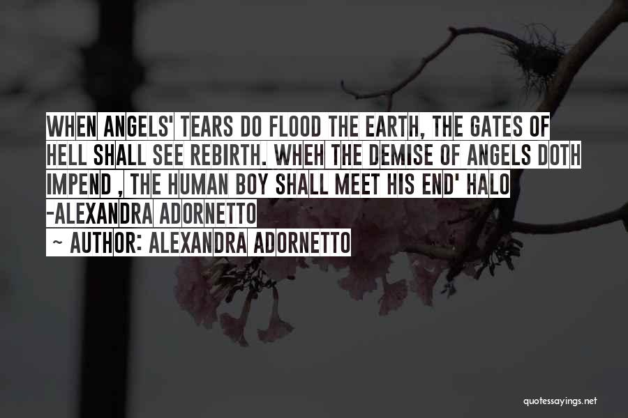 Demons On Earth Quotes By Alexandra Adornetto