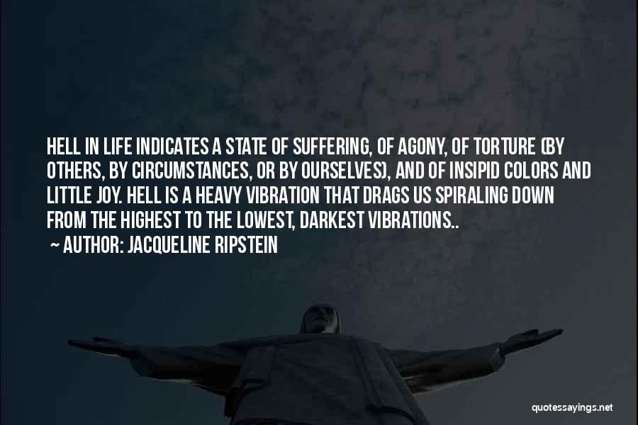 Demons On Earth Quotes By Jacqueline Ripstein